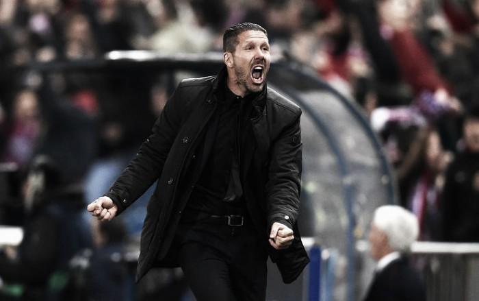 """Champions League, Simeone non si fida: """"In novanta minuti tutto può succedere, siamo pronti"""""""