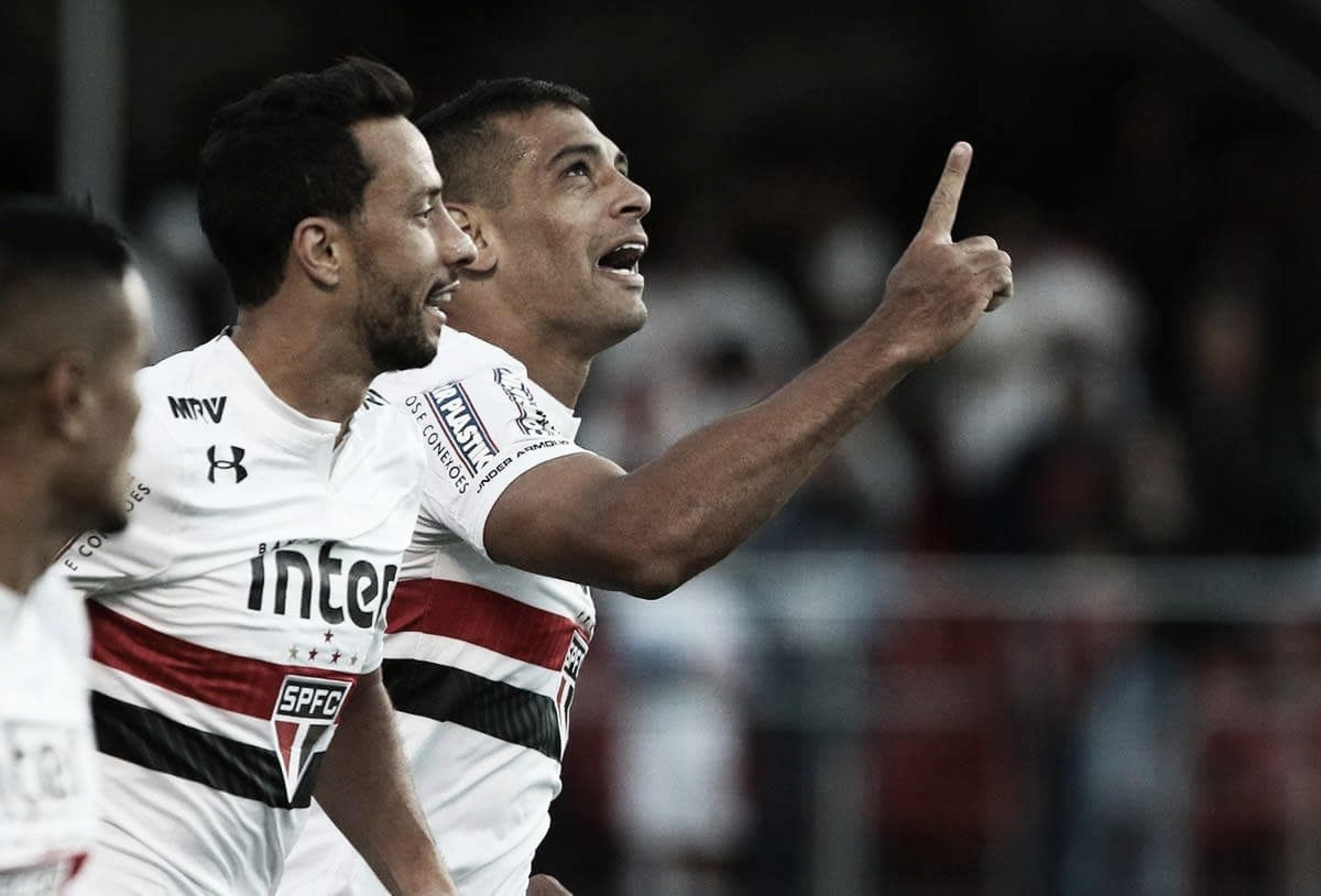Veja o que mudou para Santos e São Paulo desde o confronto do primeiro turno