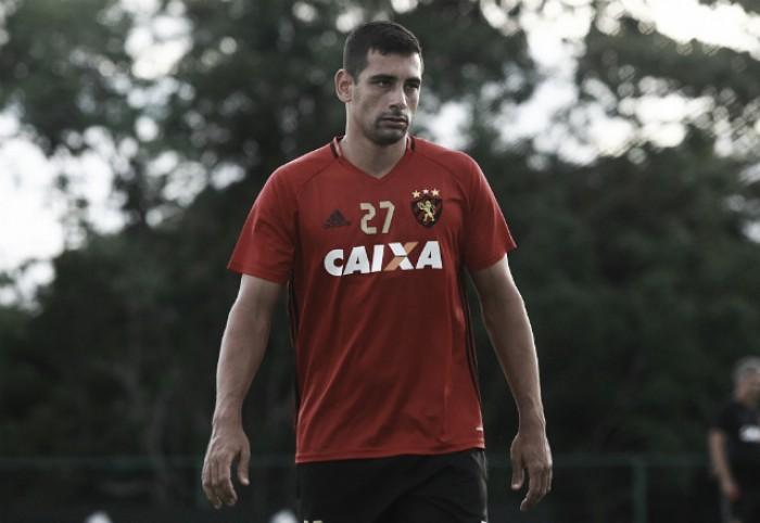 Diego Souza dispara contra direção do Sport e critica Edmundo por problemas pessoais