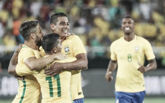 Diego Souza é o terceiro jogador do Sport convocado à Seleção Brasileira para Eliminatórias
