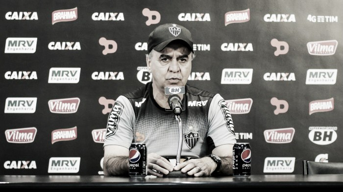 Marcelo Oliveira confirma time do Atlético-MG para enfrentar Coritiba
