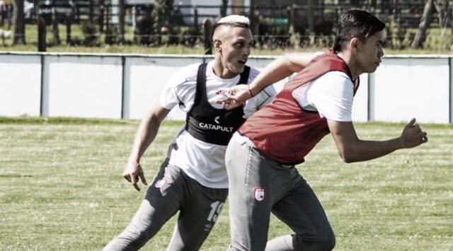 Diego Valdés: La nueva esperanza de gol 'cardenal'