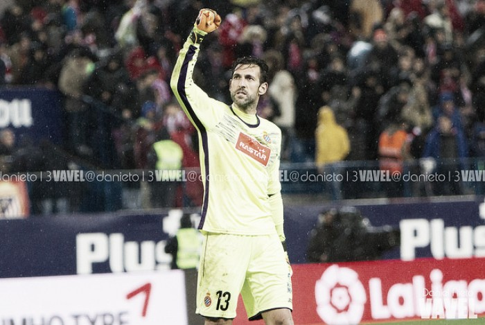 """Diego López: """"Debemos continuar en esta línea"""""""
