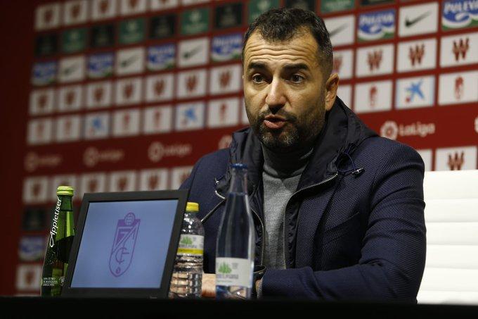 """Diego Martínez: """"Creo que el equipo ha dado todo lo que tenía"""""""