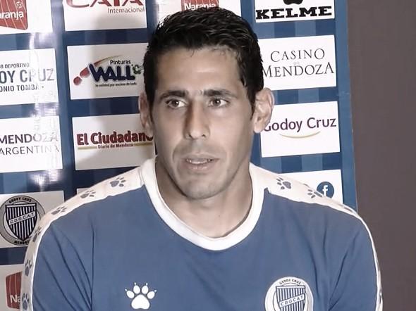 "Diego Viera: ""Va a ser ideal ganar en Paraguay"""