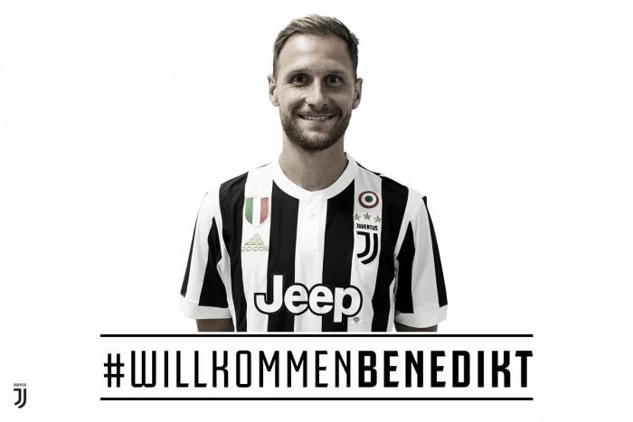 Zagueiro Höwedes é oficializado pela Juventus e põe clube entre os cinco maiores do mundo