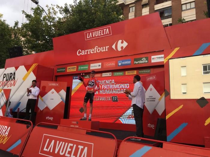 Vuelta a España 2017, ottava tappa: Hellìn – Xorret de Catì, tornano gli uomini di classifica