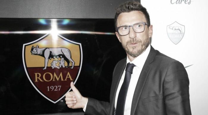 Roma sconfitta a Siviglia, Di Francesco: