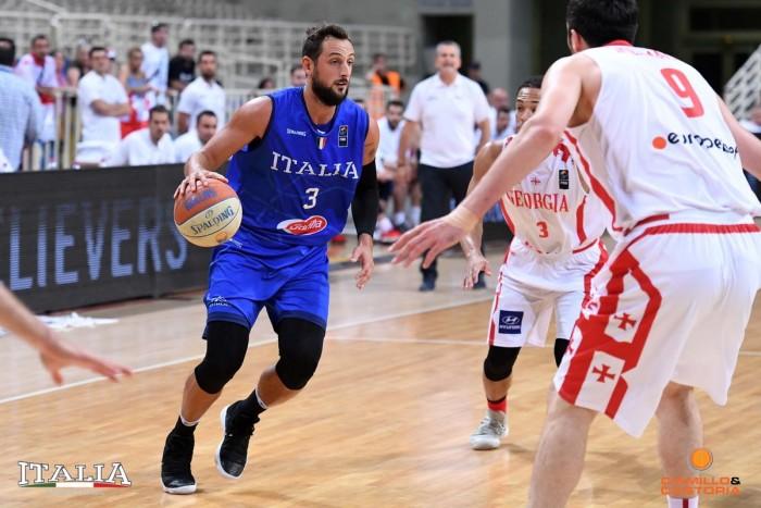 Italbasket - Buona l'ultima: Georgia superata per 73-65 con occhio a Tel Aviv