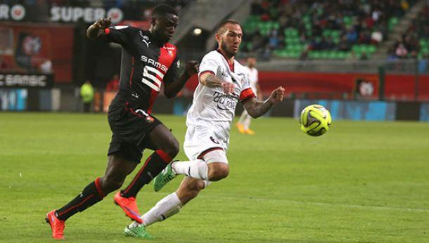 Stade Rennais - OGC Nice : Le gym sombre dans les dernières minutes