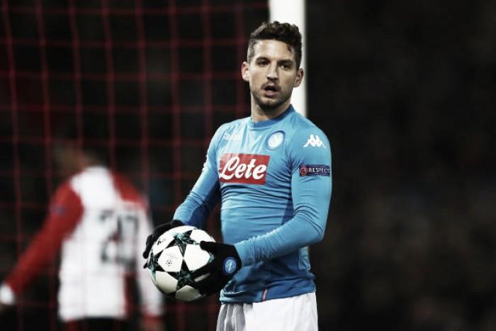 Mertens diz que Sarri 'mudou a vida' dos jogadores e revela motivo que o fez seguir no Napoli