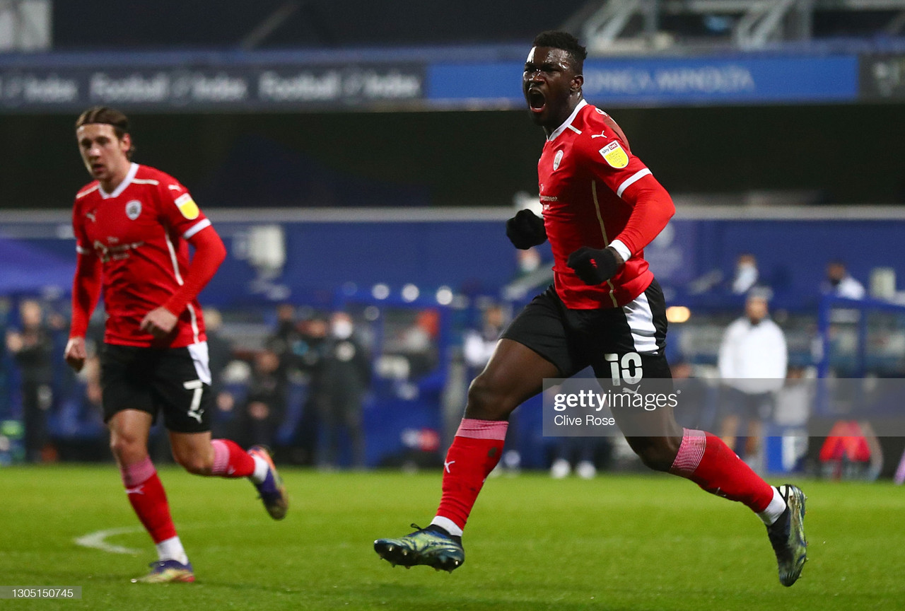 QPR 1-3 Barnsley: Tykes show class in battle of the in-form teams
