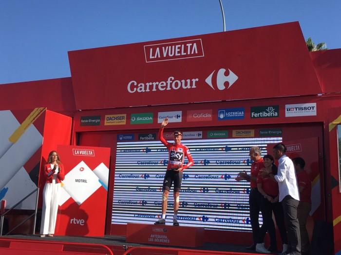 Vuelta a España, 13^ tappa: Coin – Tomares, uscita per ruote veloci