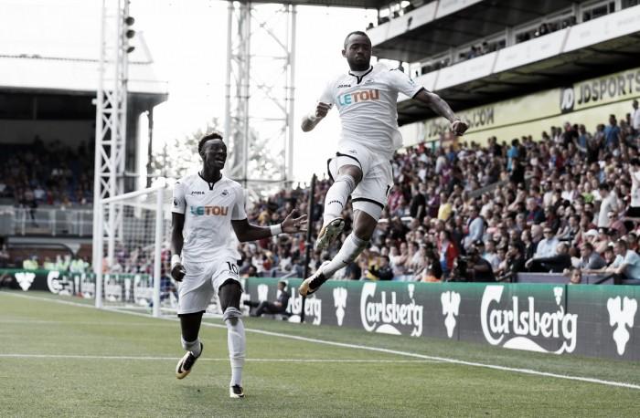 Swansea continúa afianzándose con nuevas certezas