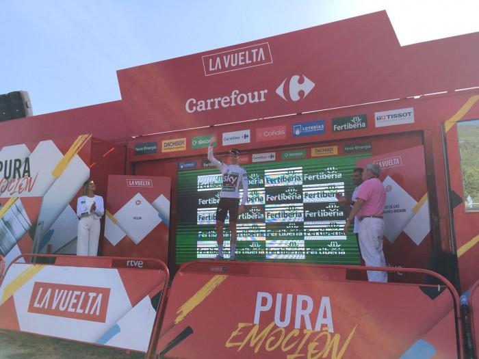 Vuelta 2017, 9^ tappa: Orihuela – Cumbre del Sol, si rinnova il duello Froome - Contador