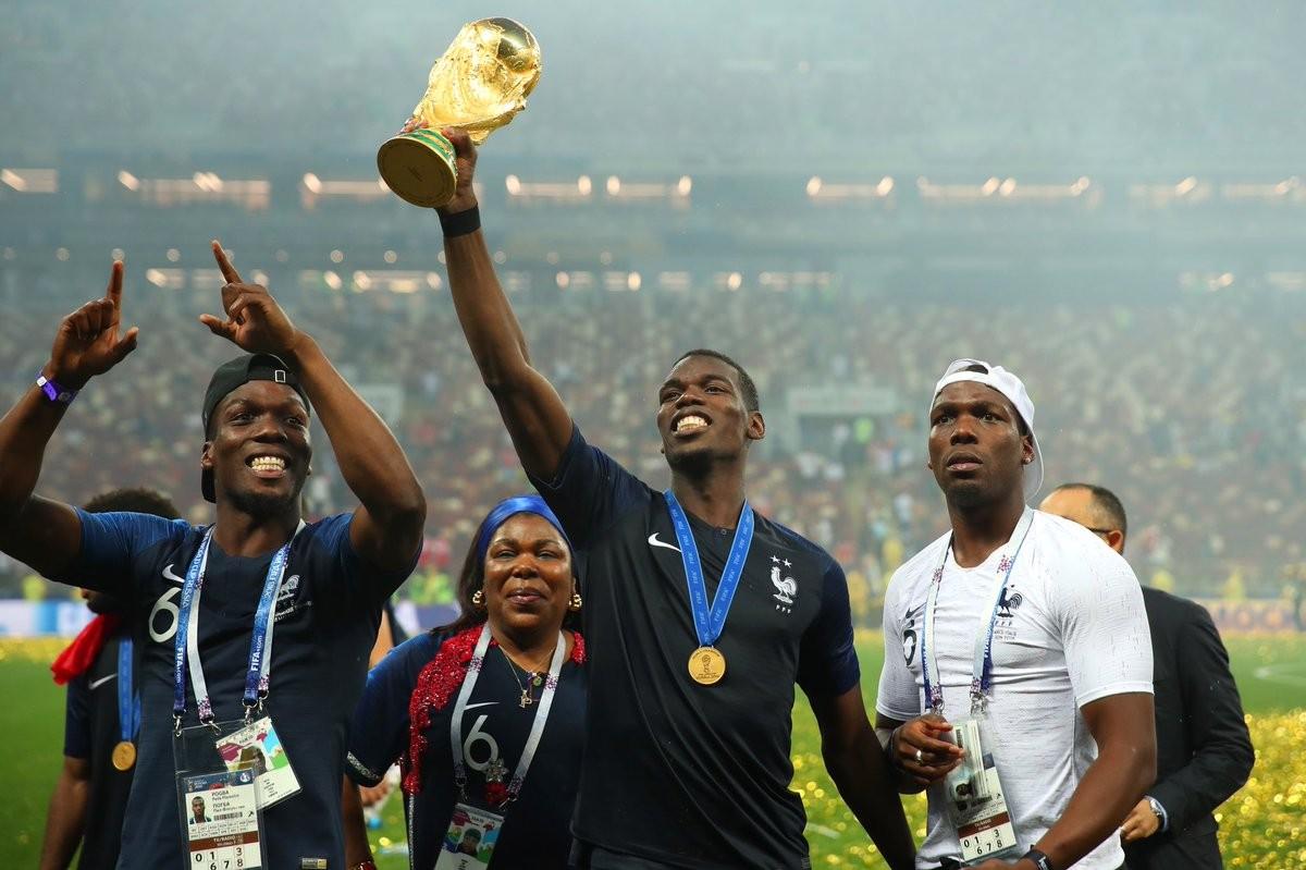 CalcioMercato: Pogba e il suo futuro