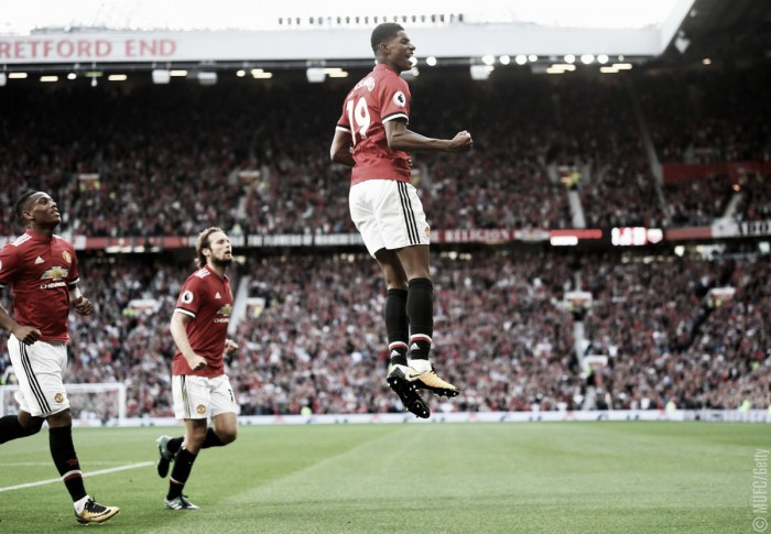 Premier League - Rashford risolve, lo United vince ancora: 2-0 al Leicester