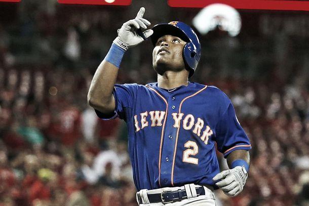 Dilson Herrera, lleva a los Mets a dos victorias seguidas