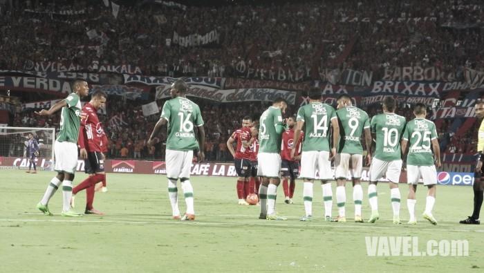El Medellín se medirá con Cali en los cuartos de final de la Liga Águila