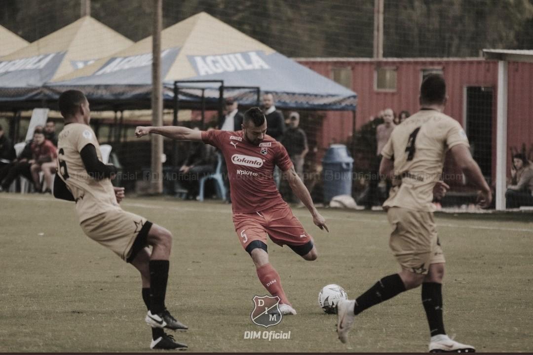 Medellín comenzó sus amistosos con dos empates