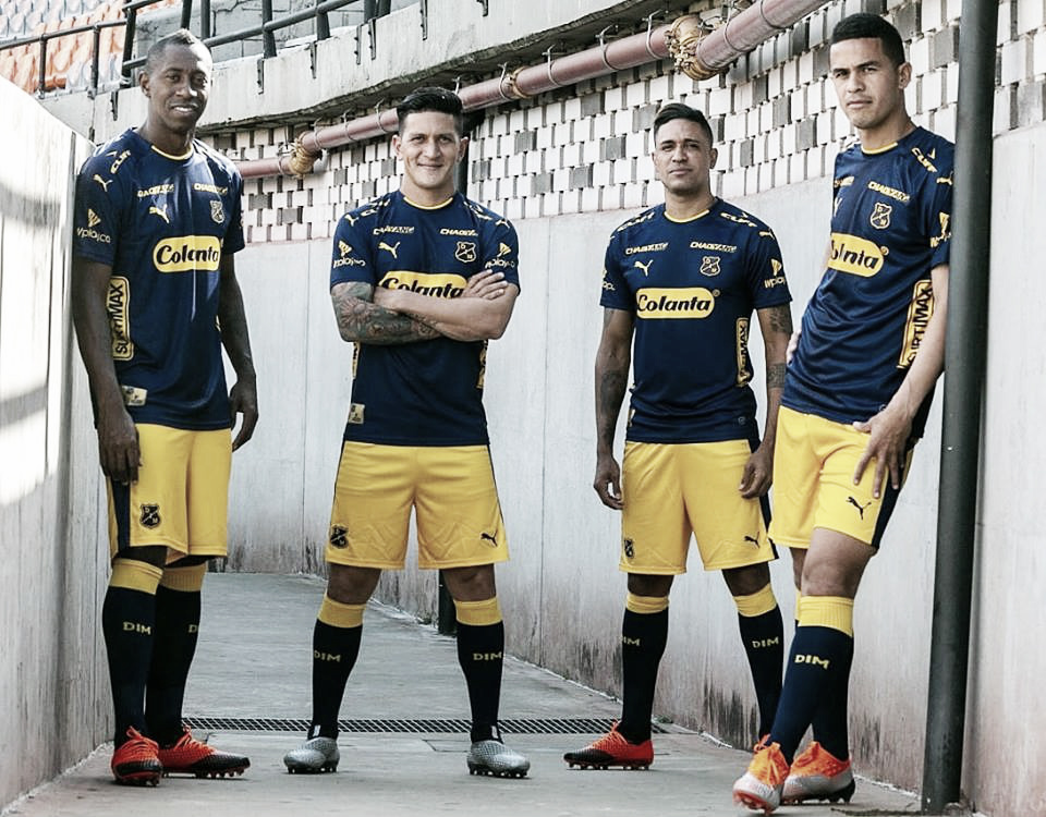 Puntuaciones de los jugadores de Independiente Medellín en la ida de los cuartos de final