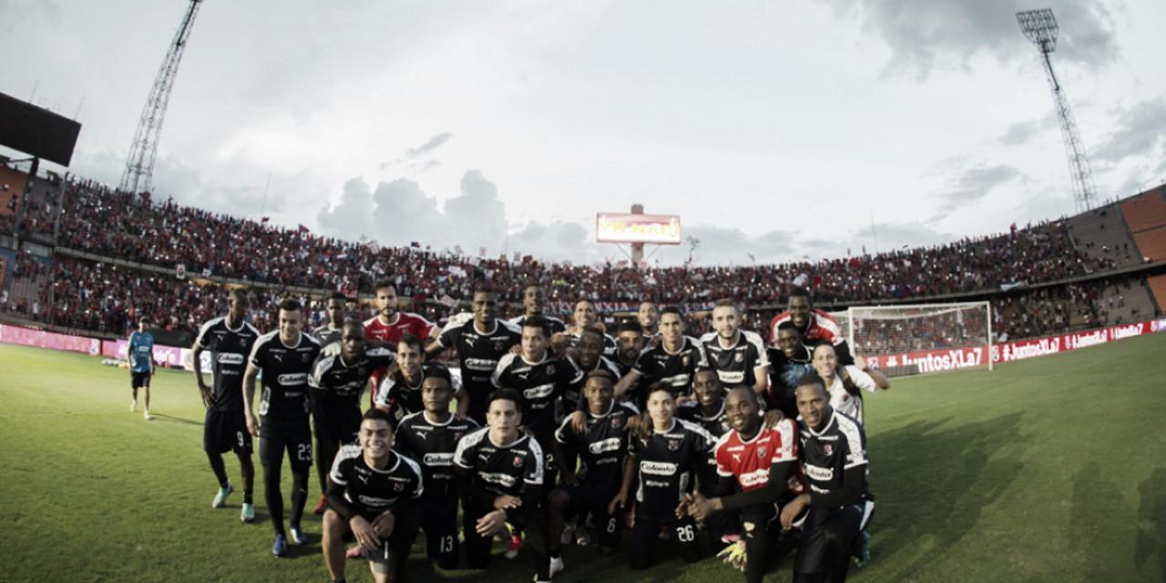 Convocados en Independiente Medellín la definición del título ante Junior
