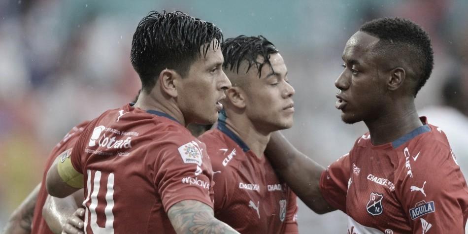 Puntuaciones en Independiente Medellín tras su victoria ante Envigado