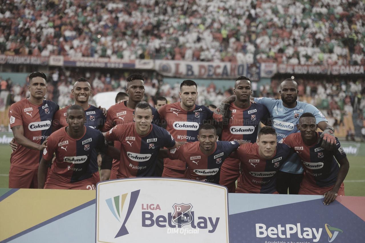 Puntuaciones de la nómina del DIM en el clásico 303 con miras al partido de vuelta la copa Libertadores