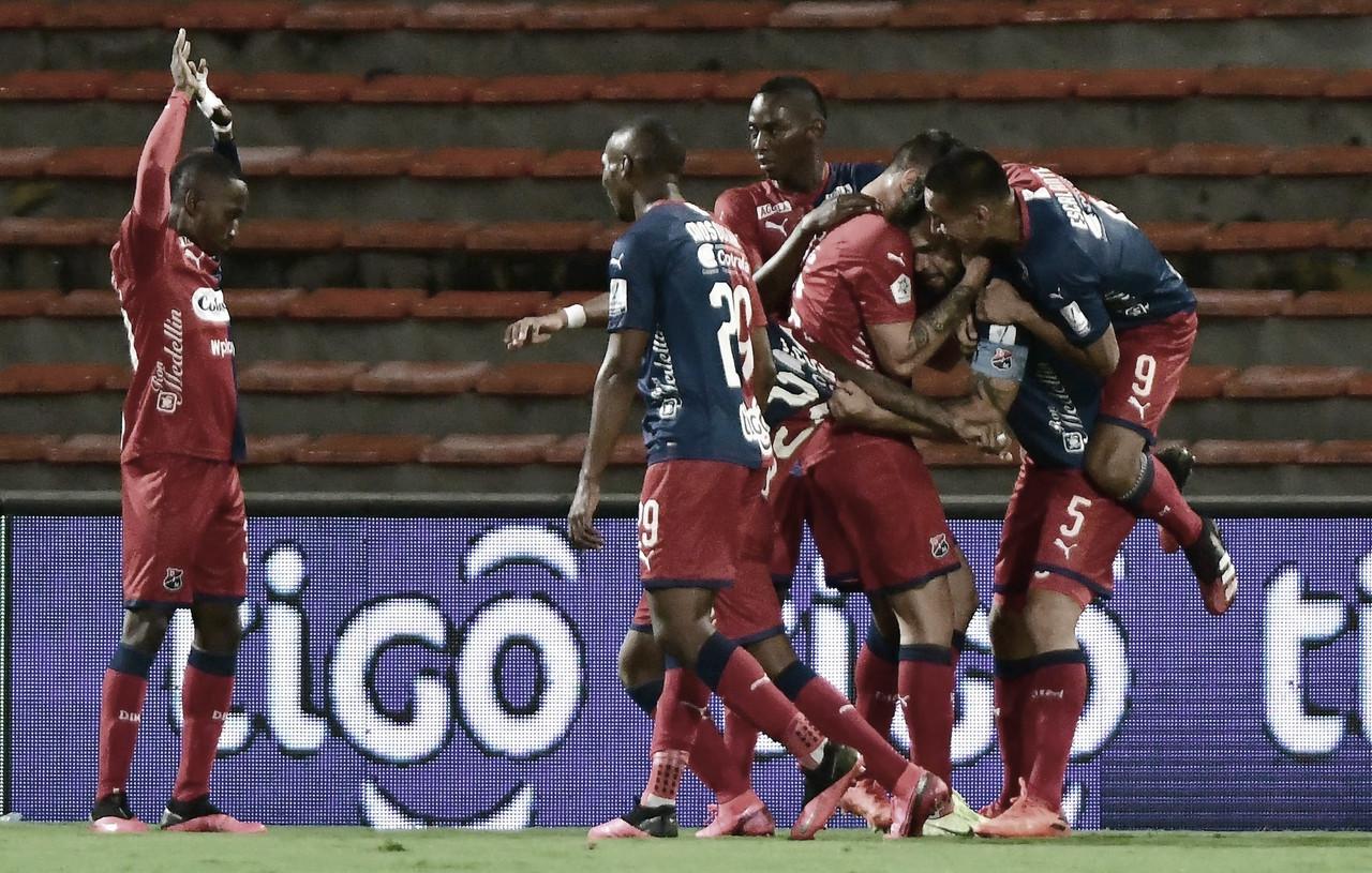Convocados en Independiente Medellín para visitar a Boyacá Chicó