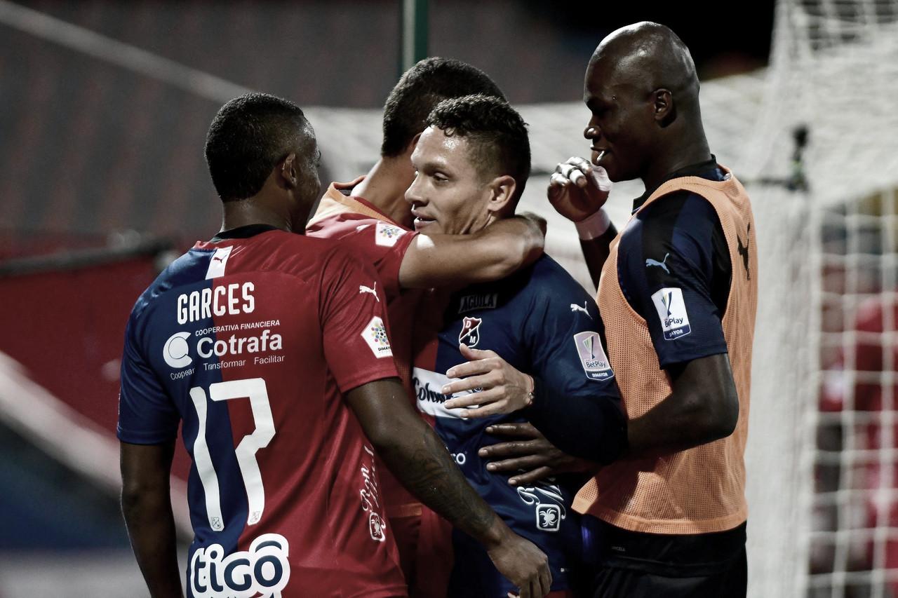 Puntuaciones en el Medellín tras su victoria contra Bucaramanga