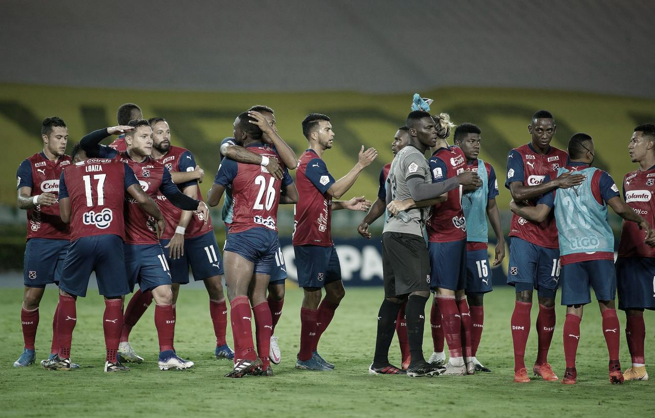 Puntuaciones en el DIM tras su victoria frente al Quindío en Copa BetPlay