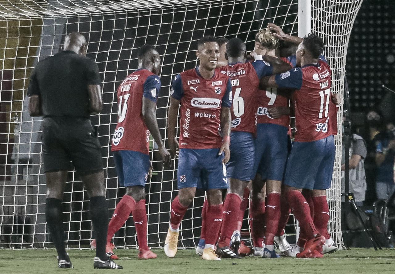 Puntuaciones en el DIM tras su victoria frente Atlético Bucaramanga