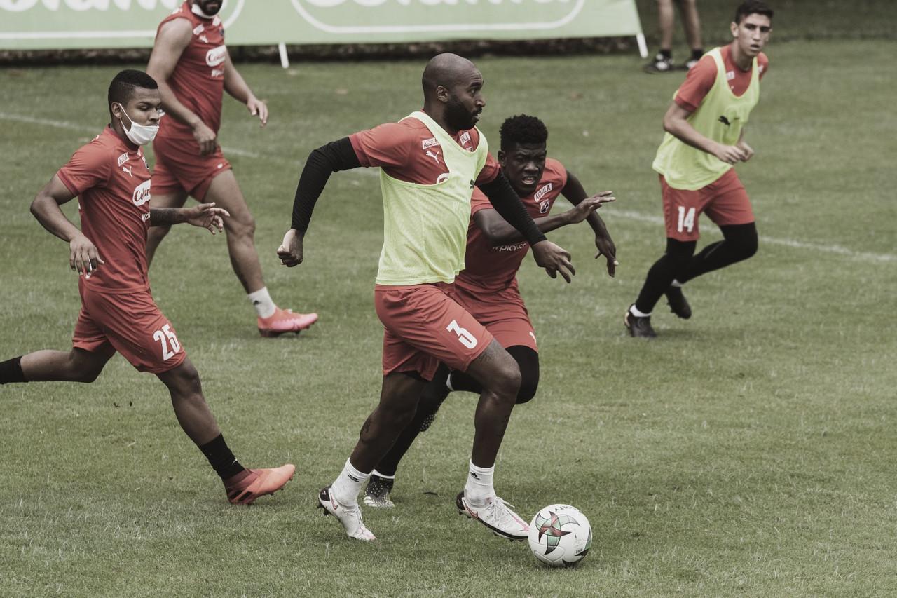 Los convocados del DIM para el duelo frente al Deportivo Pereira