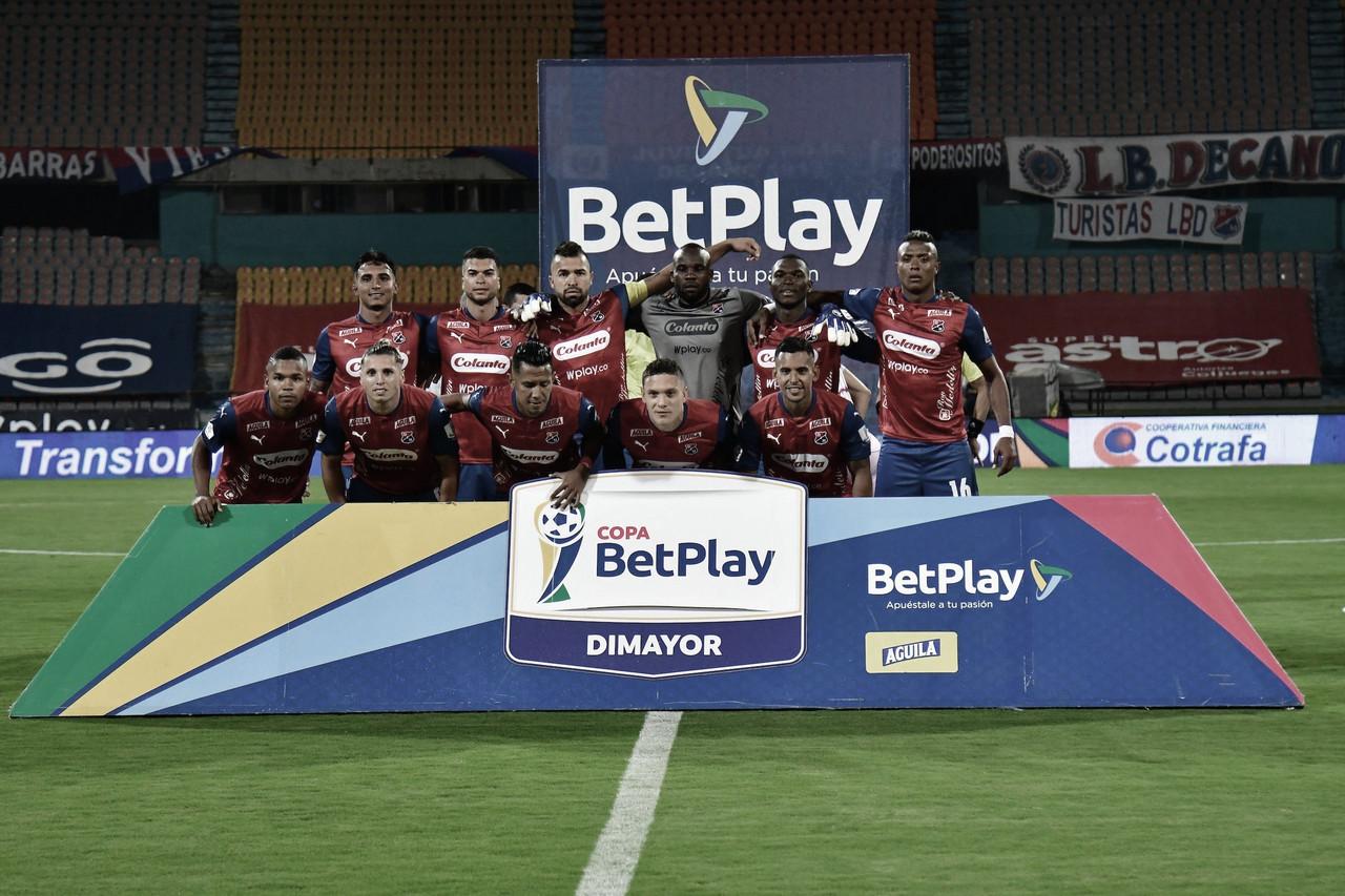 Puntuaciones en el Medellín tras el triunfo en Copa BetPlay ante Junior