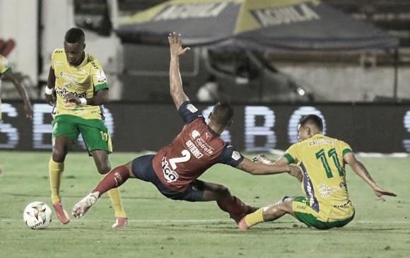 El Independiente Medellín no levanta cabeza