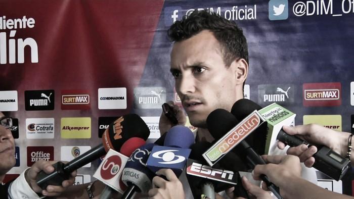 David González: ''sé que Falcao es un líder''
