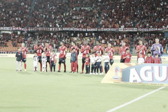 Medellín es el líder de la Liga Águila
