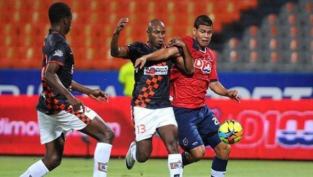 Resultado Chicó - Medellín en la Liga Postobón 2013-II (3-1)