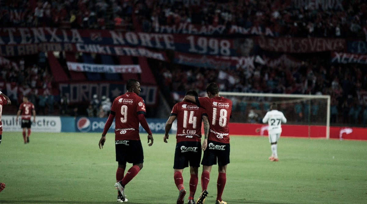 'Poderosa' victoria ante Patriotas: Análisis DIM 4 - Patriotas 1