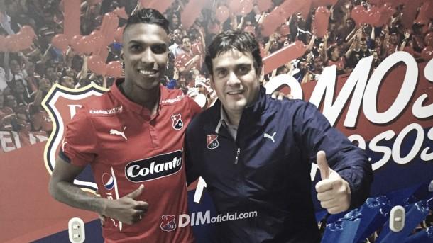 Johan Arango es nuevo jugador del DIM