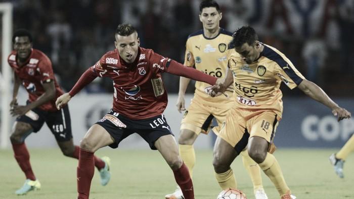 Así le ha ido al DIM con un rival paraguayo en Copa Sudamericana