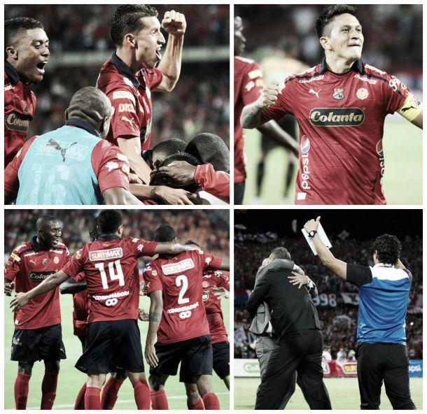 Independiente Medellín y la posibilidad de clasificar este domingo