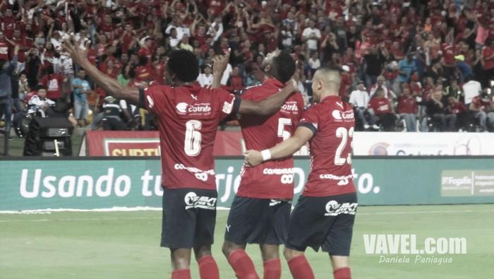 DIM vs Atlético Nacional: partido digno de los dos mejores del torneo