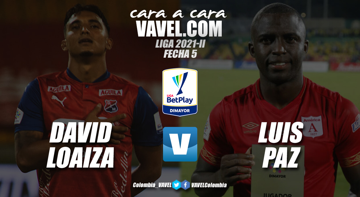 Cara a cara: David Loaiza vs Luis Paz