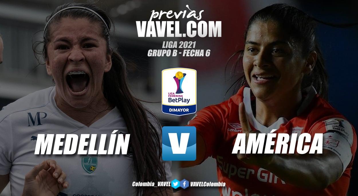 Previa Medellín vs América de Cali: Duelo de 'rojos' en el Atanasio Girardot