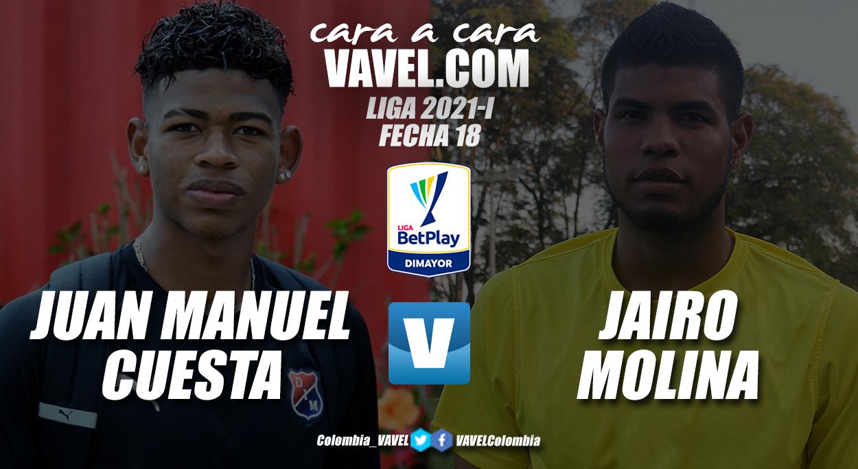 Cara a Cara: Juan Manuel Cuesta vs Jairo Molina