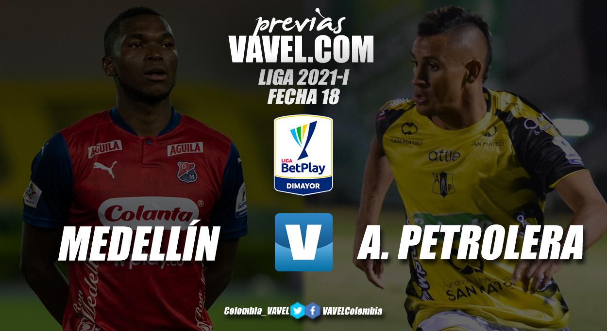 Previa Independiente Medellín vs Alianza Petrolera: duelo definitivo buscando la clasificación
