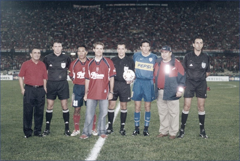 Memoria 'poderosa': la vez que el DIM venció al mítico Boca Juniors de Carlos Bianchi