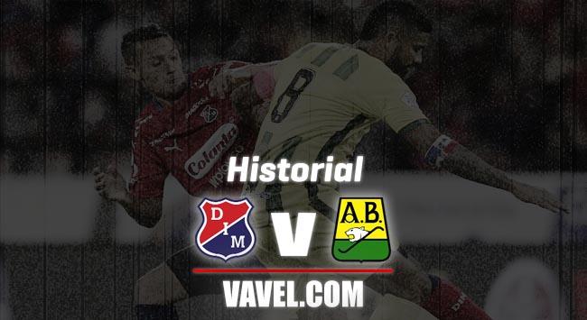 Historial Independiente Medellín vs Atlético Bucaramanga: las estadísticas son para el 'poderoso'