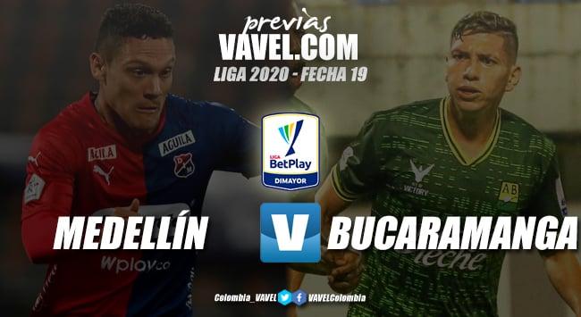 Previa Independiente Medellín vs Atlético Bucaramanga: Duelo de necesitados en la Liga BetPlay